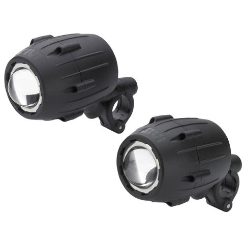 GIVI S310 BLACK LIGHTS FOG SET