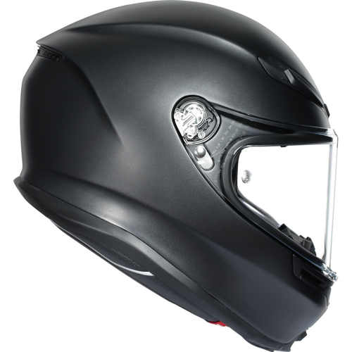 AGV K6 MATT BLACK HELMET FULL FACE