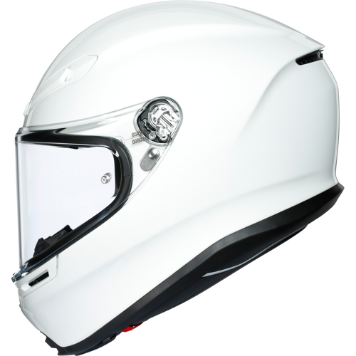 AGV K6 WHITE HELMET FULL FACE