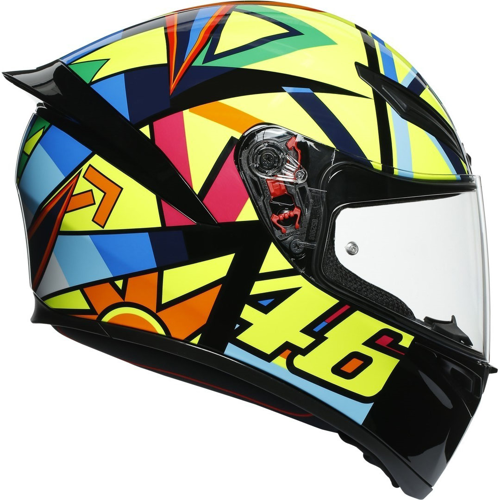 AGV K-1 TOP SOLELUNA 2017 HELMET FULL FACE