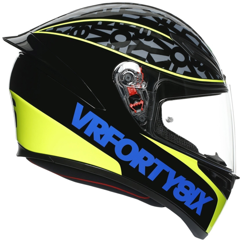 AGV K-1 TOP SPEED 46 HELMET FULL FACE