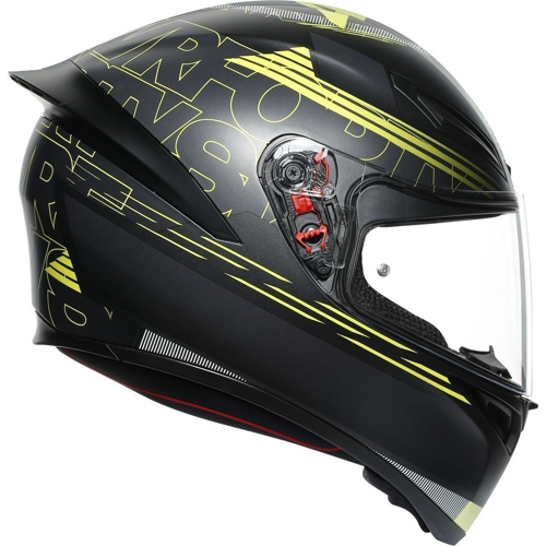 AGV K-1 TOP TRACK 46 HELMET FULL FACE