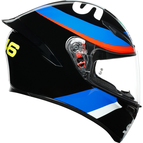 AGV K-1 TOP VR46 SKY RACING TEAM HELMET FULL FACE