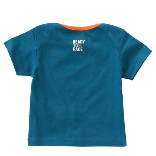 KTM BABY RADICAL TEE BLUE
