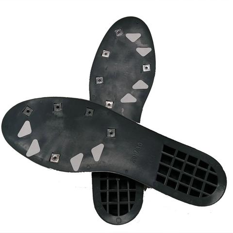 SIDI VORTICE 317 BLACK/GREY BOOTS SOLE (COMPLETE KIT)