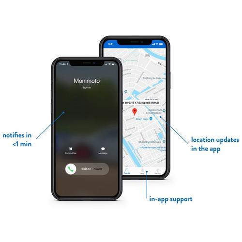 MONIMOTO MM5 EU BLACK GPS TRACKER