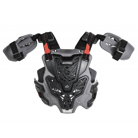 ACERBIS GRAVITY 23898.090 BLACK GUARD CHEST MX
