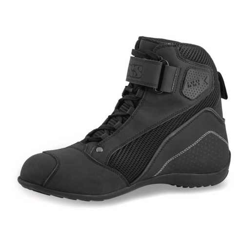 IXS BREEZE 2.0 BLACK SHOES SUMMER