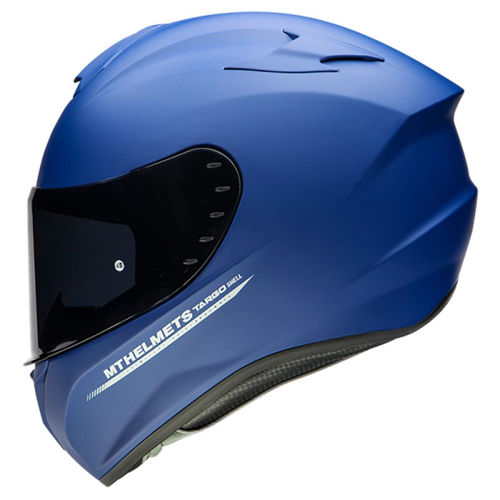 MT TARGO A7 MATT BLUE HELMET FULL FACE