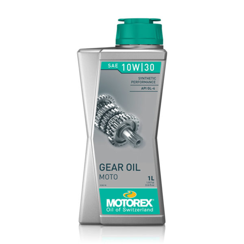 MOTOREX 10W/30 1L GEAR OIL
