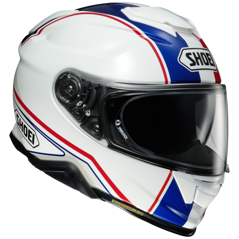 SHOEI GT-AIR II PANORAMA TC-10 HELMET FULL FACE