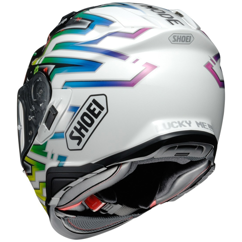 SHOEI GT-AIR II LUCKY CHARMS TC-10 HELMET FULL FACE