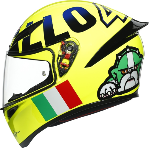 AGV K-1 TOP ROSSI MUGELLO 2016 HELMET FULL FACE