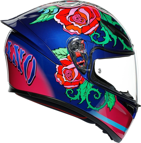 AGV K-1 SALOM HELMET FULL FACE