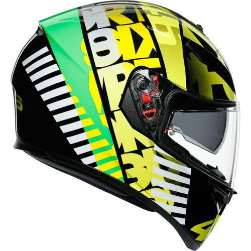 AGV K-3 SV PIN MAX TOP TRIBE 46 HELMET FULL FACE