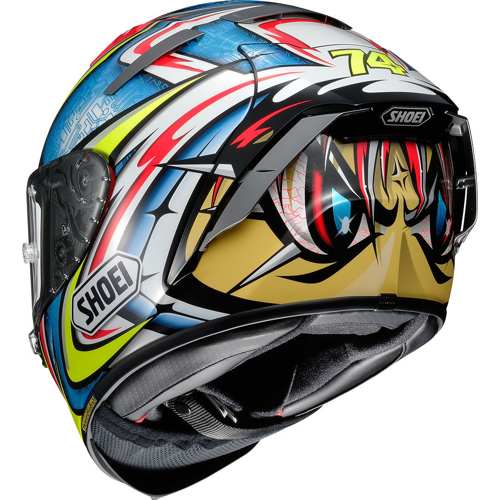 SHOEI X-SPIRIT III DAIJIRO TC-1 HELMET FULL FACE