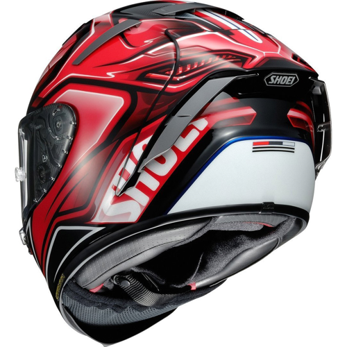 SHOEI X-SPIRIT III AERODYNE TC-1 HELMET FULL FACE