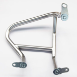 ISOTTA SP7859 SILVER ENGINE GUARD FOR BMW R1200GS LC 2013-