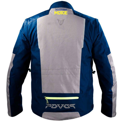 FOVOS PINDOS BLUE LIMITED EDITION JACKET ENDURO