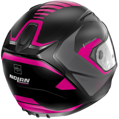 NOLAN N60-5 ADEPT 83 FLAT BLACK HELMET FULL FACE