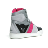 DAINESE YORK AIR LADY LIGHT GRAY/CORAL SHOES SUMMER