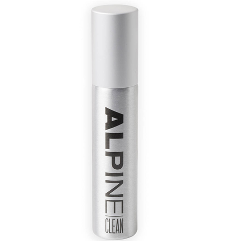 ALPINE EAR PLUGS ALPINE CLEAN SILVER 25ml EAR PLUGS CLEANER