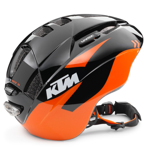 KTM KIDS TRAINING BIKE HELMET ORANGE/BLACK