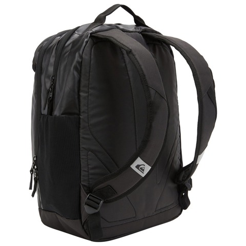 QUIKSILVER SCHOOLIE 30L BLACK/GREY BACKPACK
