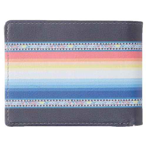 QUIKSILVER FRESHNESS II TRI-FOLD INDIA INK WALLET