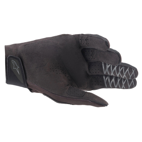 ALPINESTARS RACEFEND 2021 BLACK GLOVES MX
