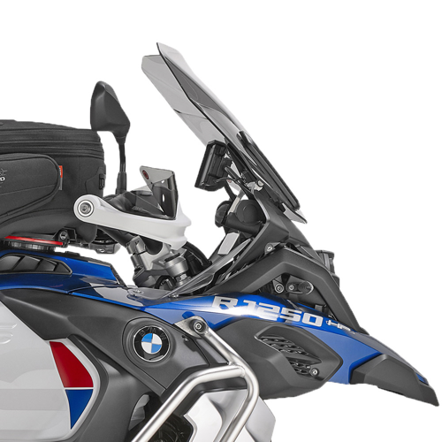 GIVI 5124D LIGHT FUME WINDSCREEN FOR BMW R1200GS LC 2016-2018