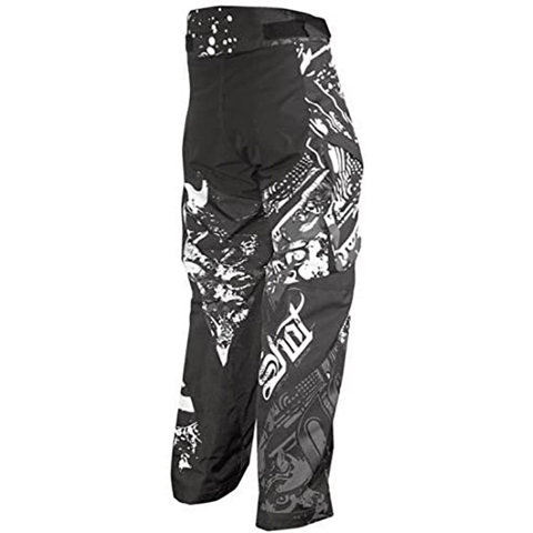 SHOT FORAY BLAST ENDURO PANT BLACK/GREY/WHITE