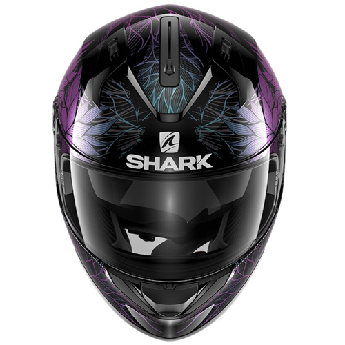 SHARK RIDILL NELUM BLACK/GLITTER HELMET FULL FACE
