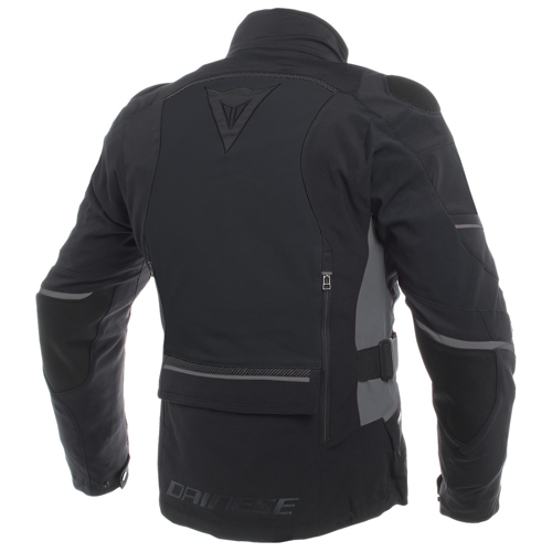 DAINESE CARVE MASTER 2 GORE-TEX SHORT/TALL BLACK/BLACK/EBONY JACKET WINTER WP GORE