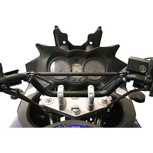 MOTO DISCOVERY 27,5cm BLACK HANDLEBAR CROSSBAR