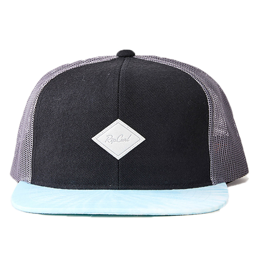 RIPCURL PARTY TRUCKER CHARCOAL GREY HAT