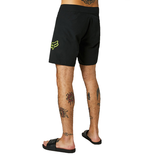 "FOX OVERHEAD BOARDSHORT FHE 18"" BLACK"