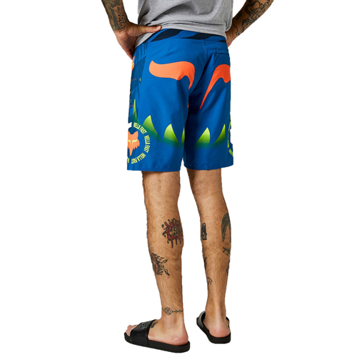 "FOX MAWLR 19"" ROYAL BLUE BOARDSHORT"