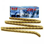 DID 530ZVM-X X-RING GOLD/GOLD CHAIN