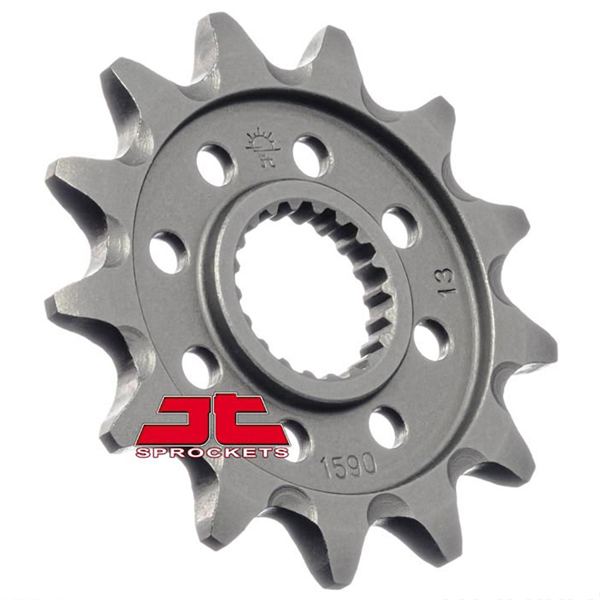 JT 18E1590.13SC FRONT SPROCKET SELF CLEANING FOR YAMAHA YZ/YZF/WR-F/X/R