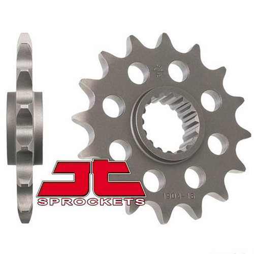JT 18E1904.17 FRONT SPROCKET FOR KTM 1190 ADV/R 2013