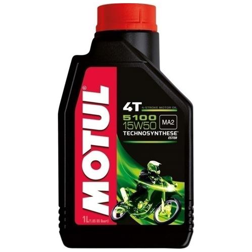 MOTUL 5100 15W/50 1L ENGINE OIL