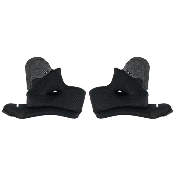 AIROH COMMANDER BLACK PADS