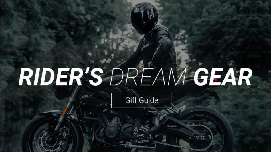 A Rider's Gift Guide: #1 Gear