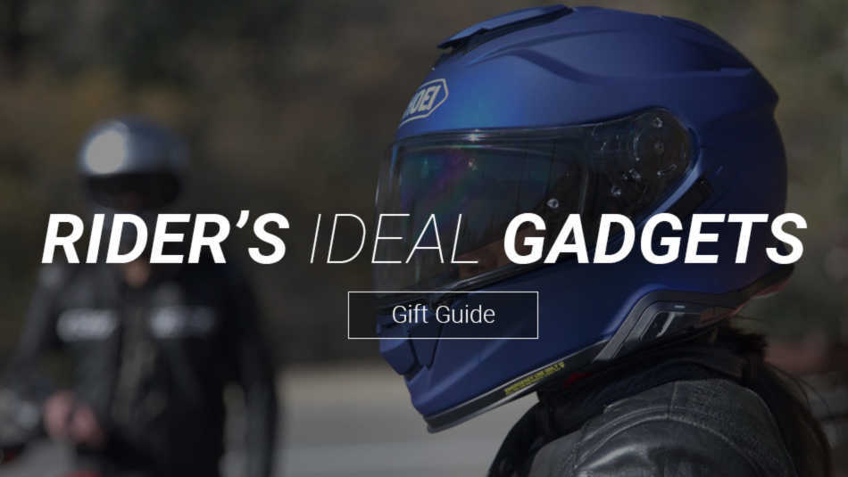 A Rider's Gift Guide: #2 Moto Gadgets