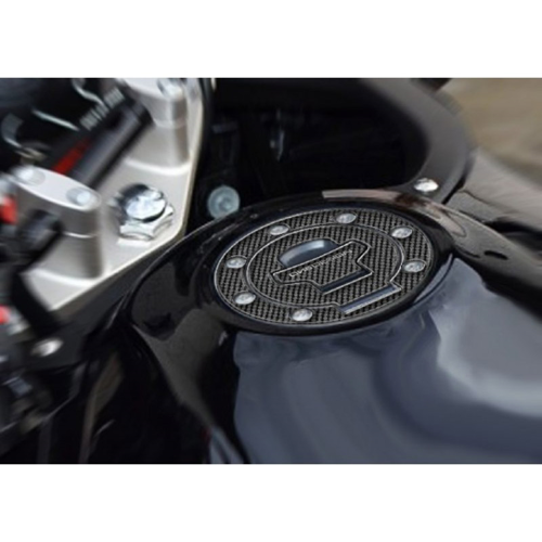 ONE DESIGN PTGSS1P CARBON TANK CAP STICKER FOR SUZUKI V-STROM 650 -11