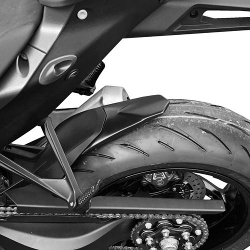 PUIG 20479J BLACK REAR FENDER EXTENSION FOR KTM 1290 SUPERDUKE R 2020
