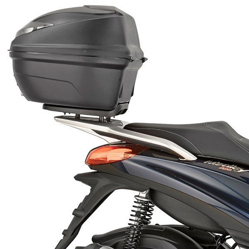 GIVI SR5612 BLACK TOPCASE BASE FOR PIAGGIO MEDLEY 125/150 2016-2019