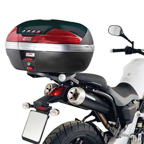 GIVI 356FZ BLACK TOPCASE BASE WITHOUT PLATE FOR YAMAHA MT-03 2006