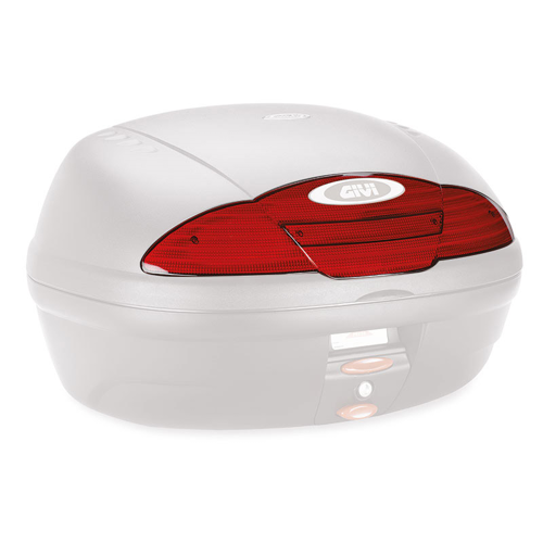 GIVI Z1234 RED TOPCASE REFLECTORS FOR E450
